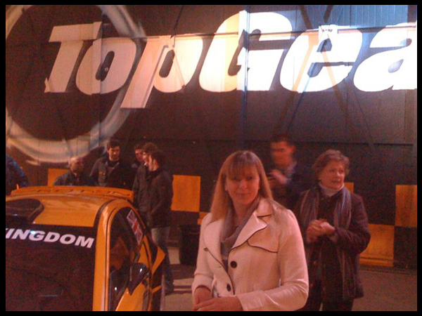Here's how we got to the Top Gear Show