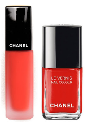 Fave lips and tips from the Chanel Neapolis : New City Spring/Summer 2018 makeup collection - with swatches!