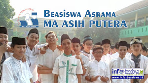 Beasiswa Madrasah Aliyah Multiteknik Asih Putera Cimahi