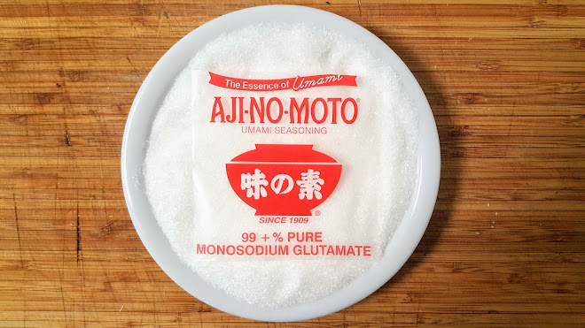 Glutamate monosodique (GMS, E621)