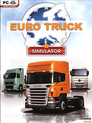 EURO TRUCK SIMULATOR 1 Cover Photo