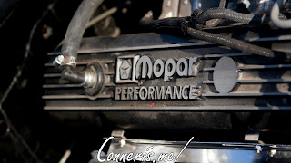 MOPAR Engine Head Cover