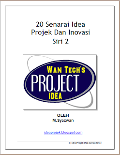 20 Senarai Projek