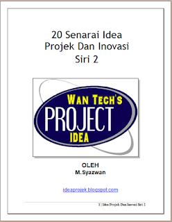 20 Senarai Projek
