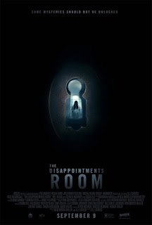 The Disappointments Room - Poster & Trailer