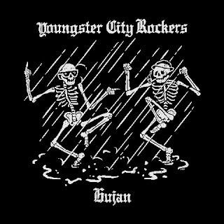 Youngster City Rockers - Hujan artwork