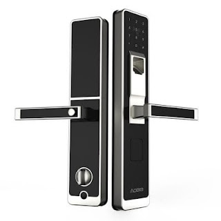buy smart door lock with fingerprint