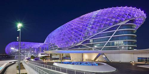 Yas Viceroy Abu Dhabi (Abu Dhabi, EAU)