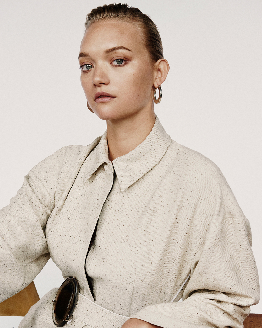 Gemma Ward by Alexandra Nataf for Unconditional Spring/Summer 2016