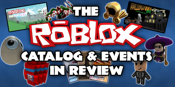 Roblox News: The ROBLOX Catalog and Events in Review: 2013