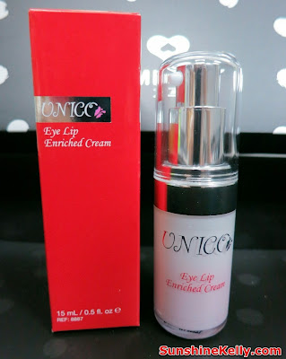 UNICO, Eye Lip Enriched Cream