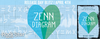 Release Day Blitz & Giveaway: Zenn Diagram by Wendy Brant