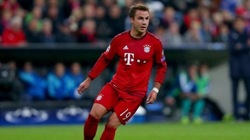 Phải chăng Mario Gotze không còn phù hợp để tồn tại trong đội hình của Bayern?