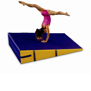 Greatmats gymnastics cheese wedge mats