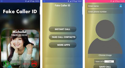 Fake Call Pro Apps