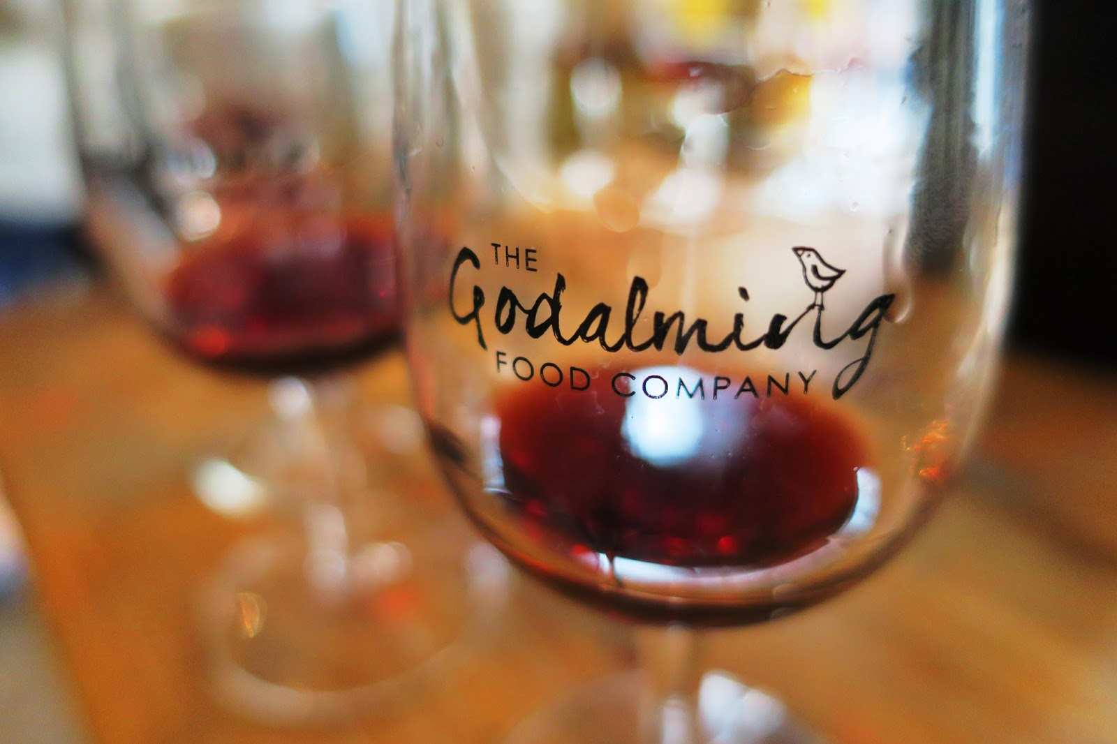 Urbina Vinos Blog: The Godalming Food Company (Wine Tasting, Bar ...
