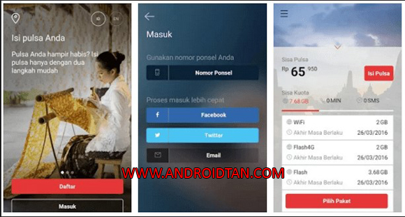 MyTelkomsel Apk v3.7.0 Android Download Terbaru 2017 Gratis