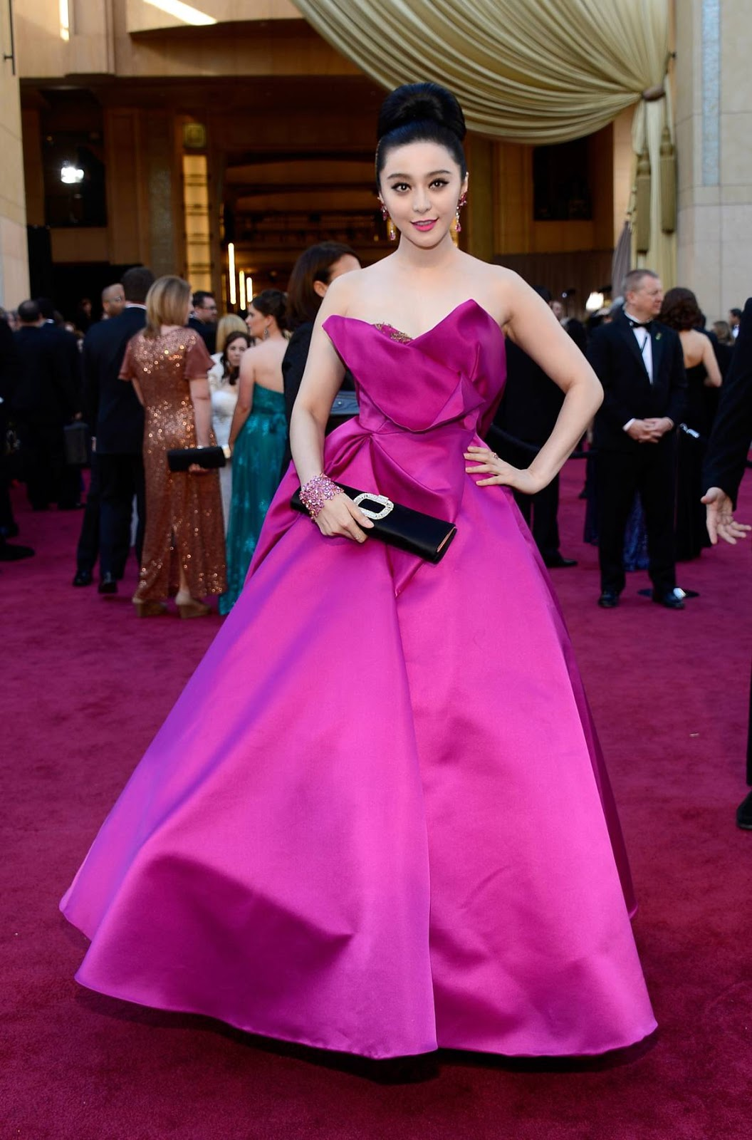 I Am Fashion Oscar 2013 Red Carpet