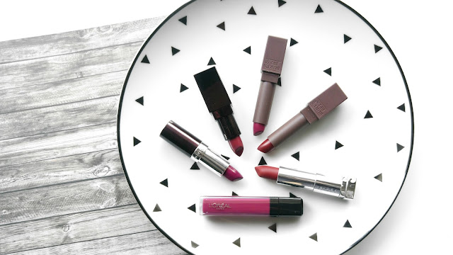 Favourite Winter Lip Products, Makeup for Winter