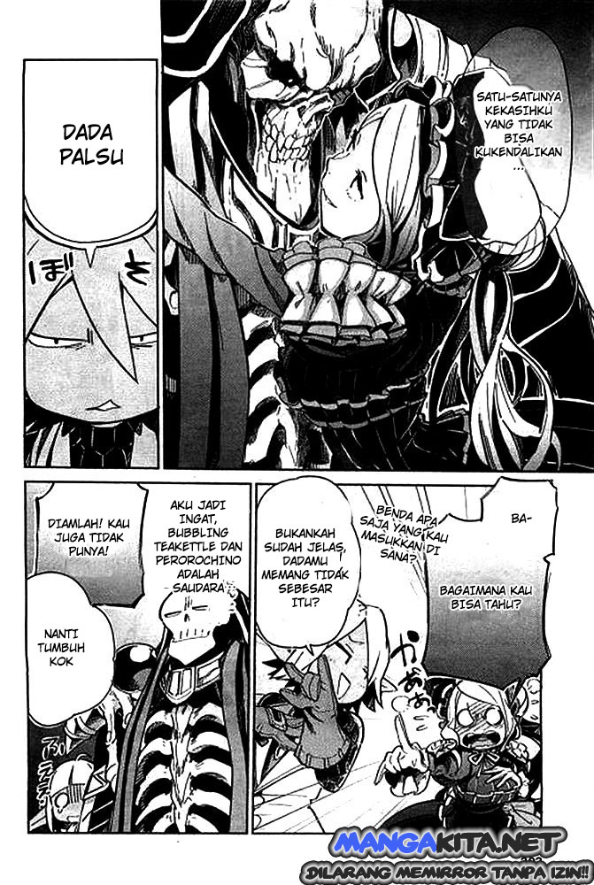 Baca Manga Overlord Chapter  1 Bahasa Indonesia
