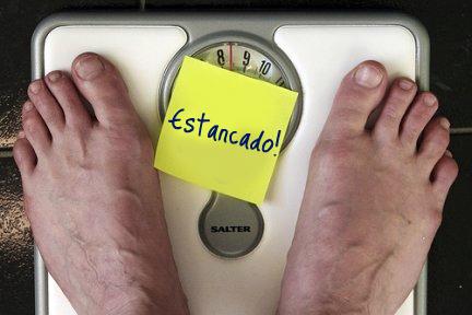 Estancado en perdida de peso