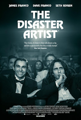 The Disaster Artist - poster pelicula de James Franco
