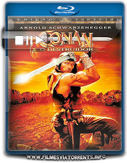 Conan, o Destruidor Torrent - BluRay Rip 720p Dublado