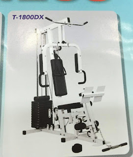 Home Gym Leg Press T-1800DX