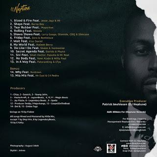 DJ Neptune – Blood & Fire (feat. MI Abaga, Jesse Jagz)