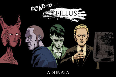 Undead Trinity - Road to Filius - Adunata