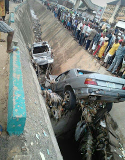 Onitsha Flood Kills 3 Bank Staffs