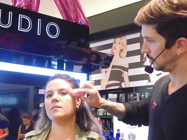 Sephora Beauty Moment em Brasília