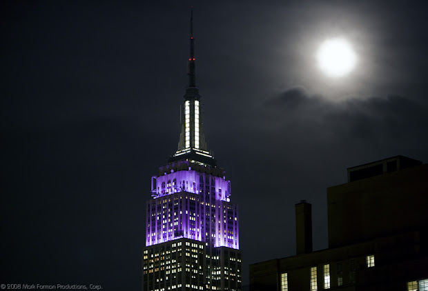 Wallpaper World World' Expensive Empire State Building - Night Pics