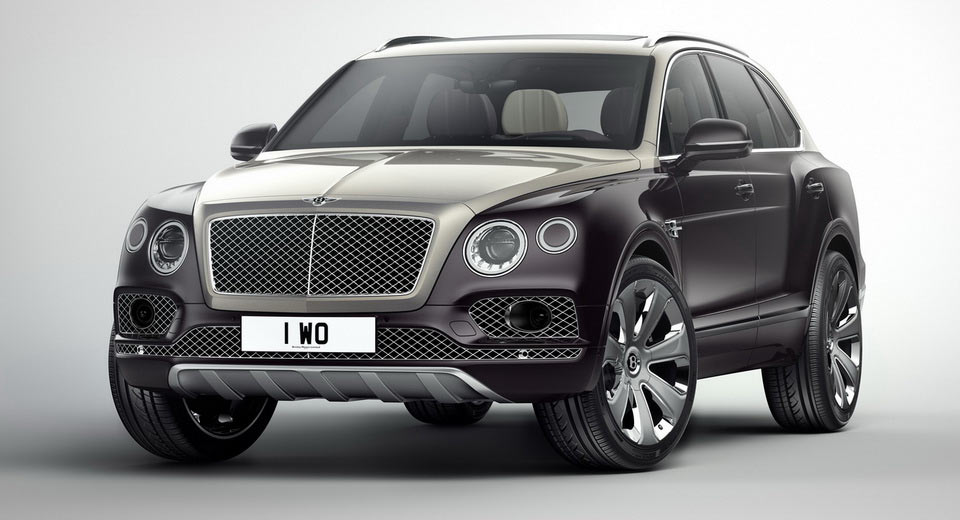 Bentley Bentayga Receives Bespoke Mulliner Treatment