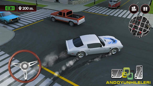 Drive for Speed Simulator v1.11.1 Para Hileli