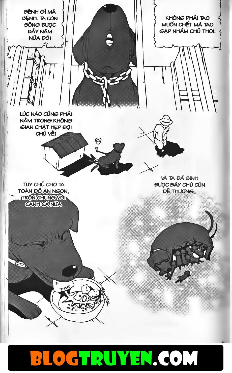 Bitagi - Anh chàng ngổ ngáo chap 182 trang 24