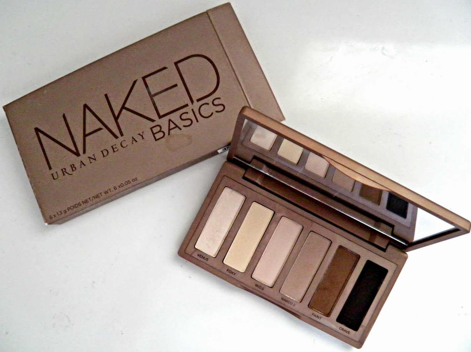 Urban Decay Naked Basics » Beauty Skeptic