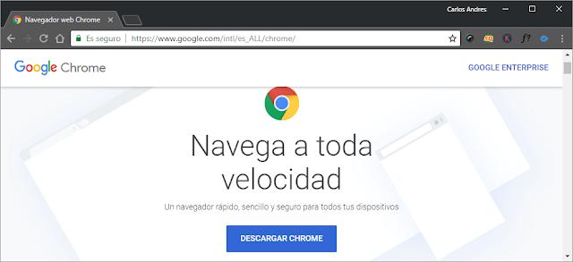 google chrome tiene mejores extensiones para el seo