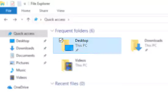 Cara Menghilangkan Check Box Select Item di Windows 10