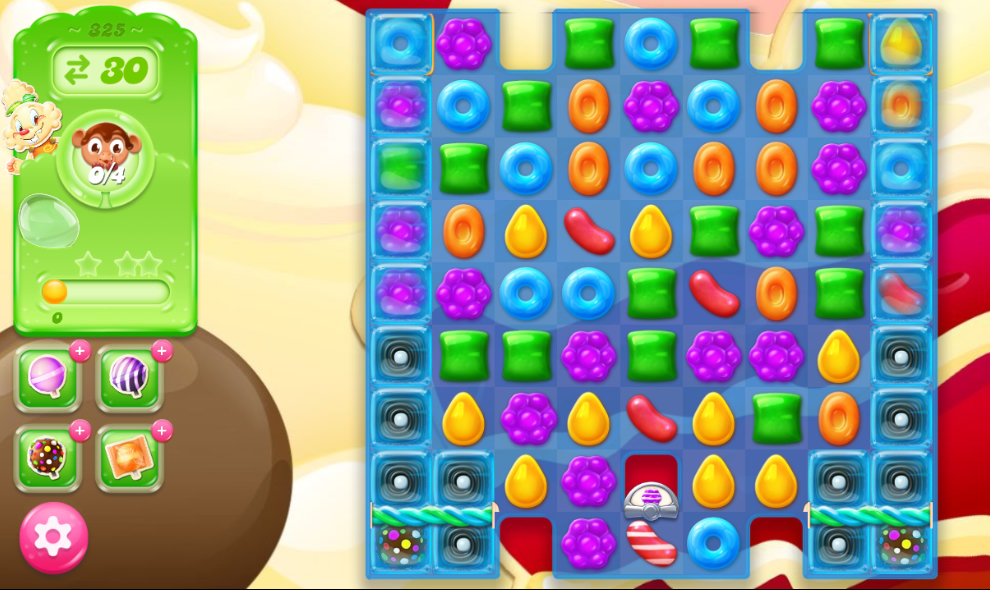 Candy Crush Jelly Saga 325