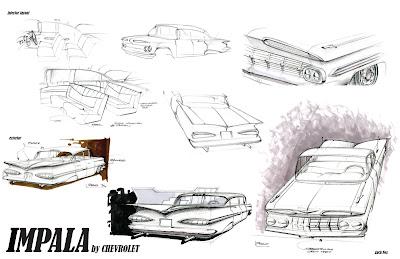 The Industrial Design of Zach Fox: Rendering of my Ranfla