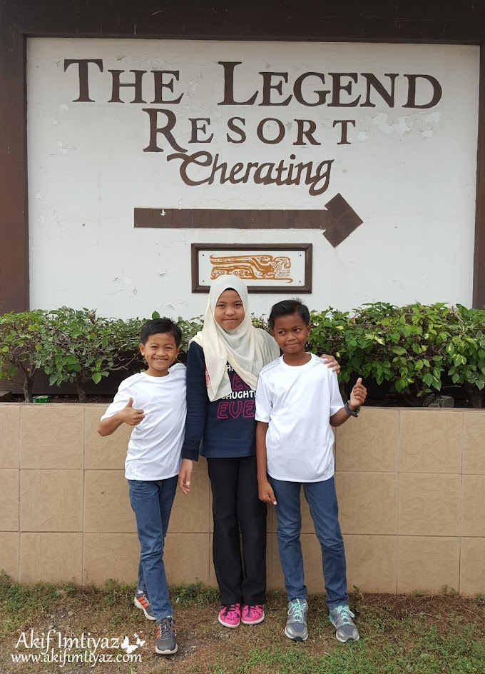 The Legend Cherating Beach Resort Pasti Buat Anda Teruja