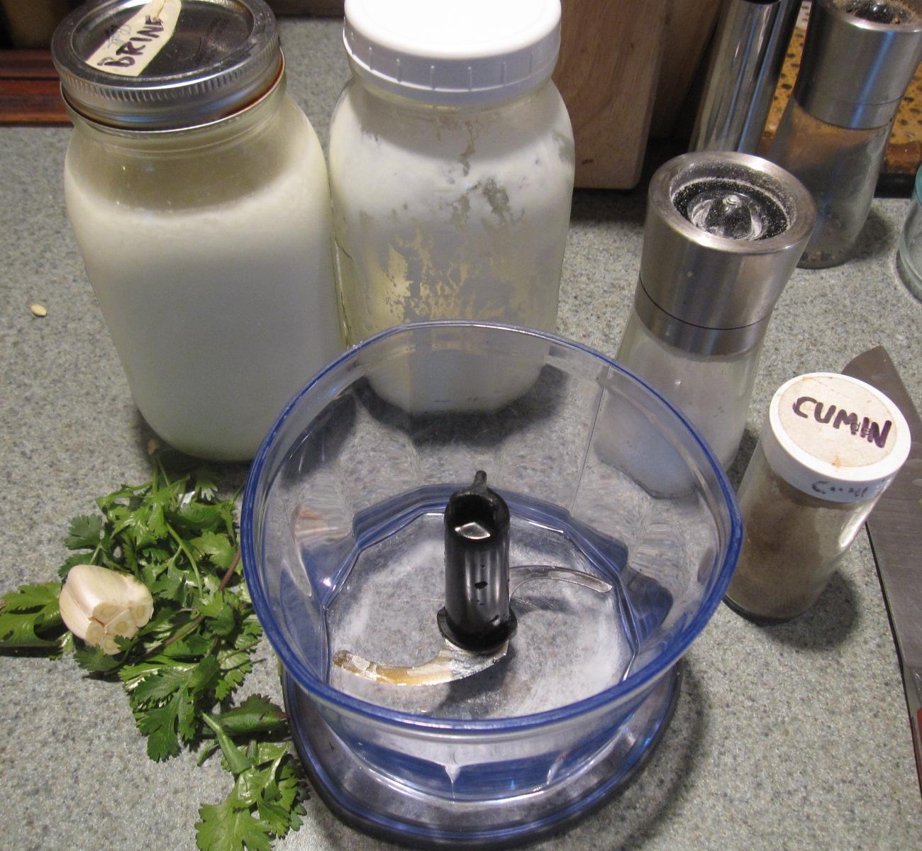 how to make hard yogurt coating