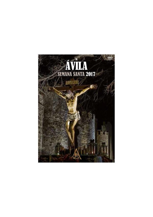 Programa, Horarios e Itinerarios Semana Santa Ávila 2017