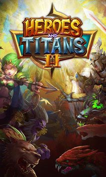 Heroes and Titans 2 v0.1.23  Mod Apk