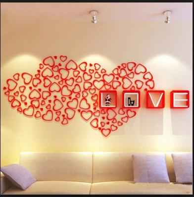 Inspirasi Hiasan Dinding  Dari Kertas Yang Membuat Anda  Kerasan Di Dalam Kamar 2