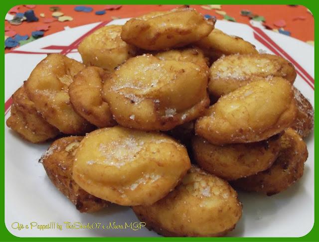 Immagine della ricetta del dolce Brugnoleddusu d'arrascottu