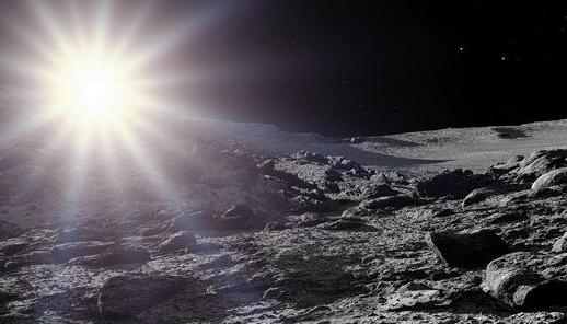 Puede que en Mercurio haya otro sitio de Luz Eterna