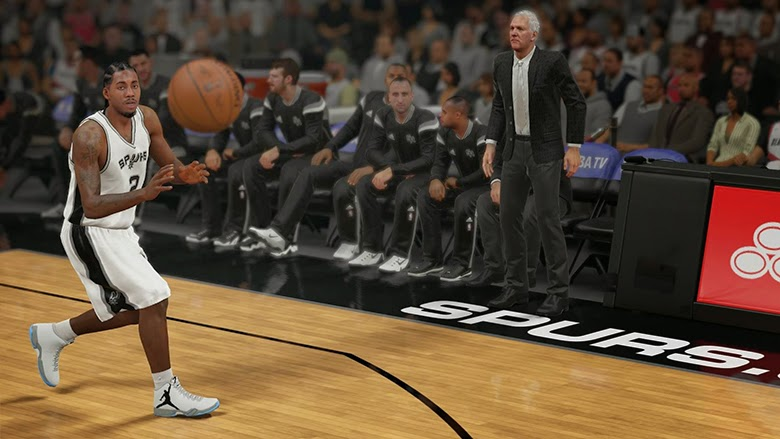 Download NBA 2K15 PC Roster Update 01/17/15