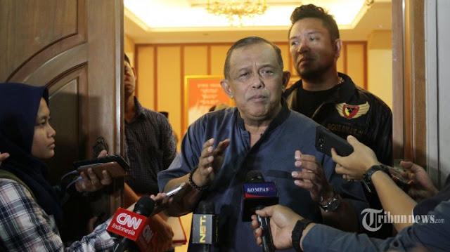 Sosok Prabowo di Mata Djoko Santoso